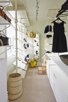 Get these must-have organizing and storage ideas for your home from the experts at HGTV.com