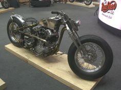 Vintage Harley Custom