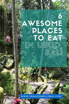 6 Awesome Places to Eat in Ubud, Bali