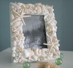 Easy DIY Projects: DIY Seashell Ideas | Pretty Designs