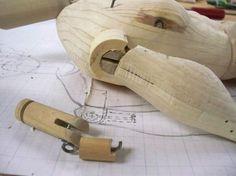 shoulder joint assembled with cap piece