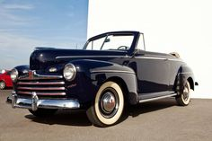 1946 Ford Super Deluxe - Image 1 of 8