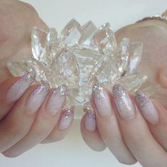 glitter nails   Tumblr
