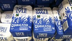 You can find Tate and Lyle Fairtrade sugar in Megamart, carrefour, Al meera and I even found some in my small grocery store in BIn Mahmoud.