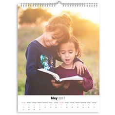 Photo calendar made with your photos.   #mypicture #personalized #photocalendar   https://www.my-picture.co.uk/photo-calendar