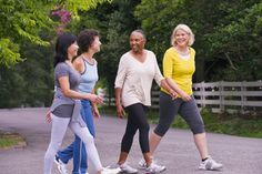 The Benefits of Walking for People With COPD: Weight Control
