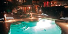 Scandinave Spa Whistler. Your Day & Resort Spa