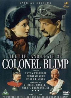 cool Life and Death of Colonel Blimp [Special Edition] [DVD] [1943]