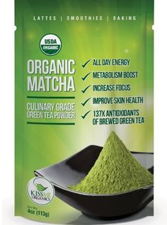 What is Matcha ? Matcha is green tea from the Camellia sinensis, but in a very fine powder version of the healthy drink. Unlike other teas derived from Camellia sinensis, matcha has not been. Matcha Green Tea Smoothie, Organic Matcha Green Tea, Tea Smoothies, Matcha Green Tea Powder, Avocado Smoothie, Avocado Drink, Green Smoothies, Iced Green Tea Latte, Green Tea Ice Cream