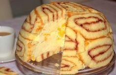 Ben je op zoek naar een feestelijk dessert om indruk mee te maken op je gasten? Deze heerlijke mango-charlotte is precies het recept wat je zoekt!
