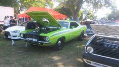 Aylmer car show