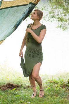Club L Kleid, DIY Sandalen und Miu Miu Tasche im Sommer - yellowgirl der DIY und lifestyle Blog
