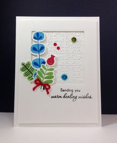 CC572 Healing Wishes by beesmom - Cards and Paper Crafts at Splitcoaststampers