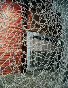 Light Green Lace Netting with Pattern