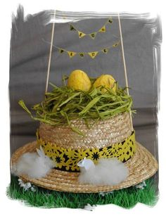 Easter Bonnet !