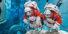 New spacesuits!