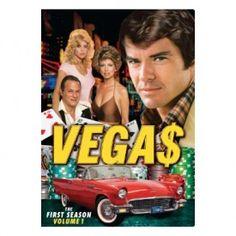 Vegas 1980s TV Series staring Robert Urich as Dan Tanna.---I LOVED THIS SHOW