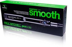 Paul Mitchell Pro Tools Ion Smooth flat iron. Love it! SO much better than any CHI I've ever had.
