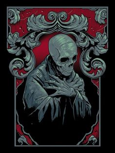 Fancy Crypt by Scott Buoncristiano : creepy Skull Painting, Watercolor Paintings, Arte Obscura, Skull Wallpaper, Dark And Twisted, Creative Pictures, Dark Photography, Gothic Art, Dark Souls