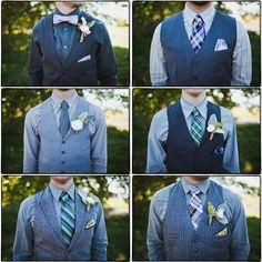 Groomsman with style - Indianapolis wedding photographer | Indiana photographer Lemongrass Photography