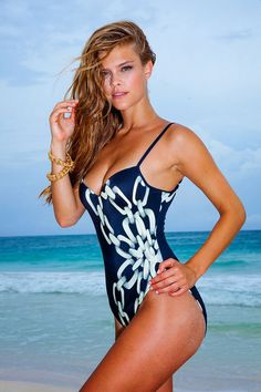 sauvage one piece swimsuit. If you're looking for a designer one piece with enough individual flair to please your unique taste and style,look no further than this Sauvage Swimwear Chain Print Underwire One Piece, a fun and flashy way to spice up your designer swimwear wardrobe in a personal way. #sauvageswimwear