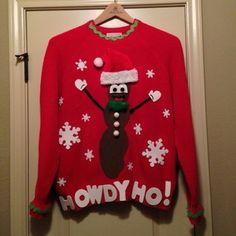 mr hankey christmas sweater..I WANT!!