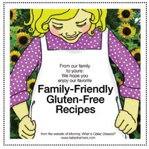 G-Free kid-friendly meals for food and nutrition class)