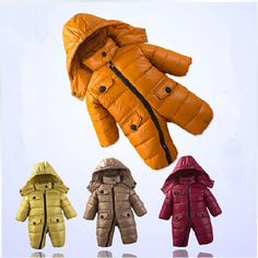 2014 Baby Down coat Baby Romper baby Outerwear & Coats Snow Wear Down Jacket Outerwear winter warm romper snowsuit A10 911-in Snow Wear from Apparel & Accessories on Aliexpress.com | Alibaba Group
