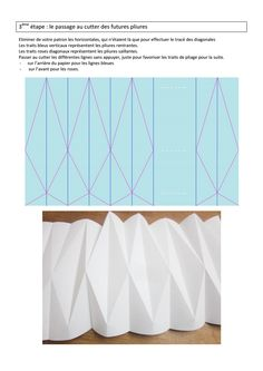Pagina 4 di 8 Origami Shapes, Origami Patterns, Origami And Kirigami, Origami Paper Art, Origami Folding, Diy Origami, Paper Folding, Diy Paper, Paper Crafts