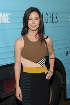 """Joy Williams Photos - Singer/songwriter Joy Williams attends the premiere for Showtime's """"Roadies"""" at The Theatre at Ace Hotel on June 6, 2016 in Los Angeles, California. - Premiere For Showtime's 'Roadies' - Red Carpet"""
