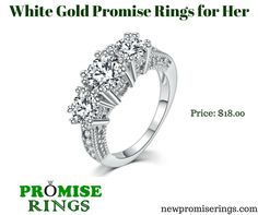 7acd8e66b3 20 Best Promise Ring for Her images in 2017 | Promise rings for her ...