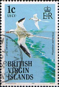 British Virgin Islands Stamps 1985 Boatswain Bird Birds SG 560 Fine Mint Scott 490 Other Virgin island Stamps HERE
