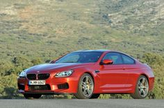 It's the Coupe of Coupes – BMW M6 (2013)