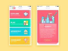 Moneywise App – User interface by Tubik Studio