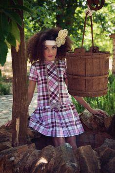 Photo, Elisa Muñiz. Moda Infantil YOEDU