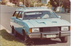 Ford 1977 XC Fairmont 4.9L V8 GS wagon ours was Modena green with a two way tailgate and beige upholstery. My wife loved it still says today 2014 we should never have sold it.