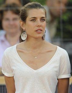 Charlotte Casiraghi, égérie Gucci