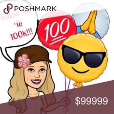 Help me reach 100k‼️ 😎Help me reach 💯K😎  Like❤️Share❤️Tag❤️Follow   😎Follow my closet  😍 Like this post 🤗 Follow everyone who has liked or been tagged in this post  🤩 SHARE followers  😊 TAG your PFFs 🧐 Come back often and follow those who have liked: been tagged  after you. Accessories