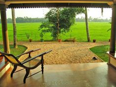Kerala a Green State..miss this view.