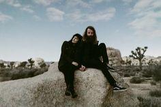 Otherworldly couple session by Katch Silva