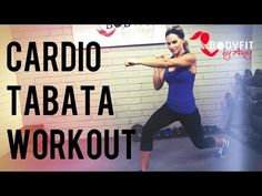 Combining Tabata and HIIT concepts, this workout takes the best of both worlds. This HIIT workout uses . Hiit, Tabata Workouts, Tabata Intervals, Cardio Workout At Home, Abs Workout Video, Boxing Workout, Tabata Video, Total Body, Full Body
