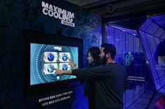 adidas 'Climachill Innovation Lab' by URBANTAINER, Seoul – South Korea » Retail Design Blog