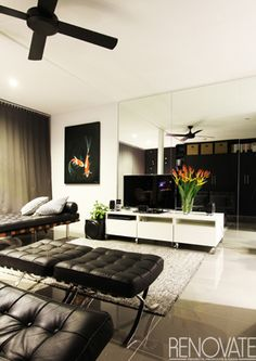 This luxury pad has all the benefits of modern design in such a small space