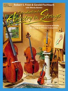 Introduction to Artistry in Strings - Score