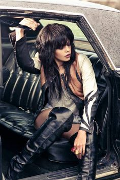 "FEFE DOBSON SHARES 'LEGACY' VIDEO: ""I WANT TO BE ROCKING LIKE TINA TURNER WHEN I'M HER AGE"""
