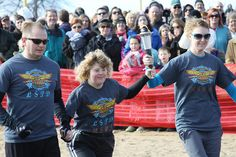 2013 Polar Plunge - Special Olympics - KCPD supported