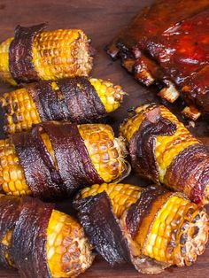 Barbecue Recipes, Bacon Recipes, Grilling Recipes, Smoker Recipes, Rub Recipes, Grilling Tips, Game Recipes, Side Dishes For Ribs, Potato Side Dishes