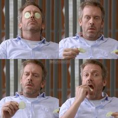 To House Fanatics Gregory House, House Md Funny, It's Never Lupus, House And Wilson, Sean Leonard, Everybody Lies, Greys Anatomy, House Cast, I Love House