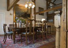Dining room at LIPPERGÜT'L - Fuessen, Bavaria
