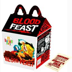 """Blood Feast"" Happy Meal"